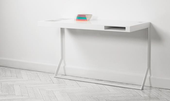 Tendance d co les petits bureaux voir for Petit bureau design