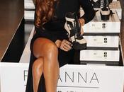 Rihanna présente collection pour River Island Londres 04.03.2013