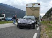 Premiers clichés l'Aston Martin DBS, tournage Quantum Solace