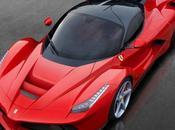 LaFerrari nouveau supercar surpuissant Maranello