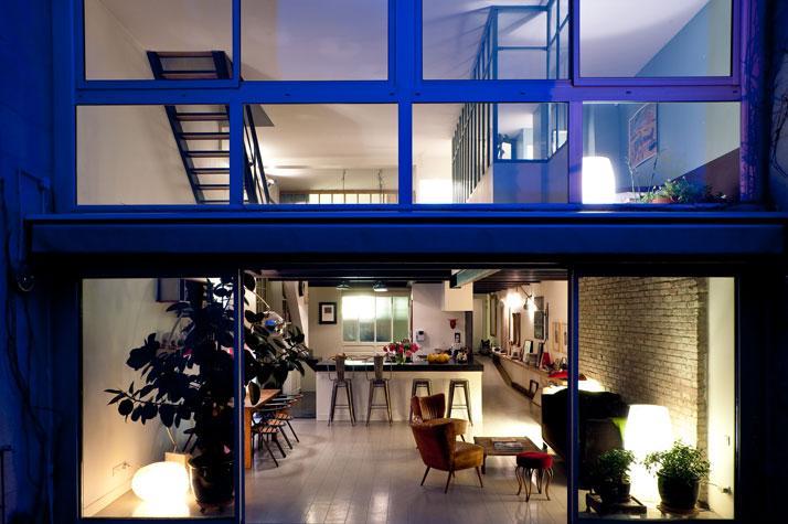 Un loft de r ve lire for Loft banlieue parisienne