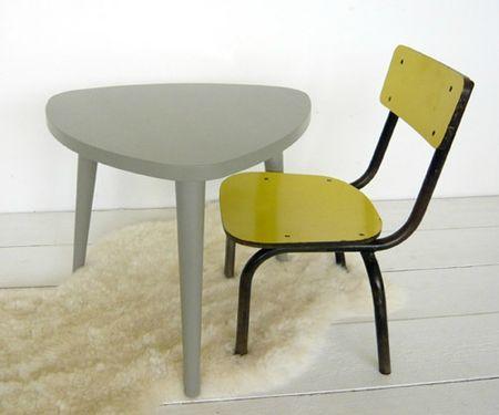 des jolis meubles vintage pour enfants voir. Black Bedroom Furniture Sets. Home Design Ideas