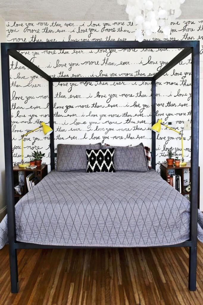 Diy d coration murale pour petite chambre d couvrir - Petite decoration murale ...