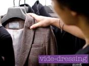 Vide-Dressing Week 2013 préparez vêtements