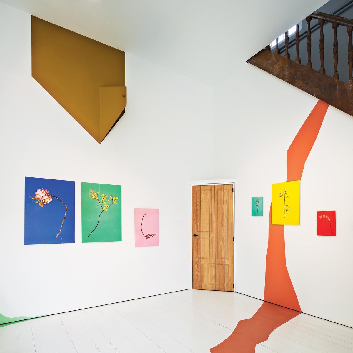 La maison-galerie de Veerle Wenes : Valérie Traan