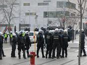 manifestations montréalaises...
