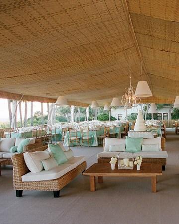 D coration de mariage vert d eau paperblog for Decoration vert d eau