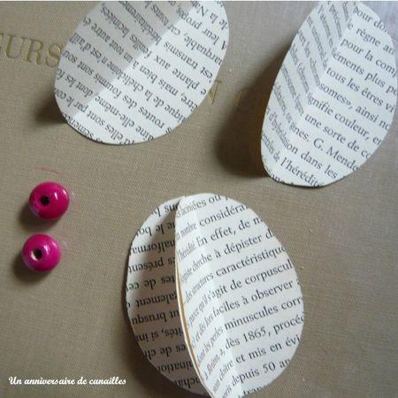 easter arbre de p 226 ques et suspensions de papier 2 paperblog
