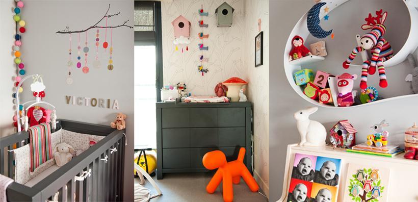 Idee chambre bebe mansardee ~ Solutions pour la décoration ...