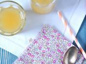 Limonade Rhubarbe Compote