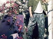 Vanessa Paradis chez H&M