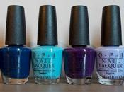 Collection Euro Centrale partie bleu, violet paillettes