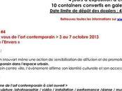 Appel projets MOUVART#4 Piqûre rappel Dernière ligne droite> Deadline AVRIL 2013