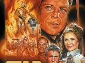 magnifique affiche pour Star Wars