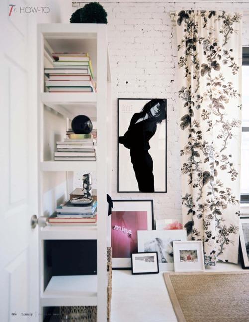 Inspiration D 233 Co Des Cadres Au Mur Paperblog