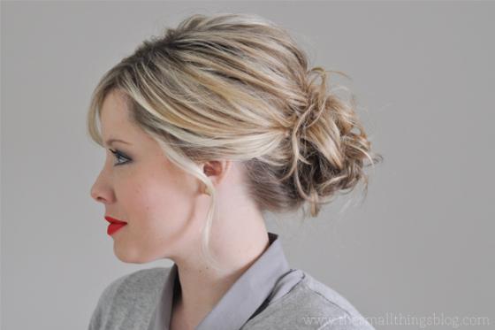 Une Foule De Tutoriel Pour Cheveux Mi Long Paperblog