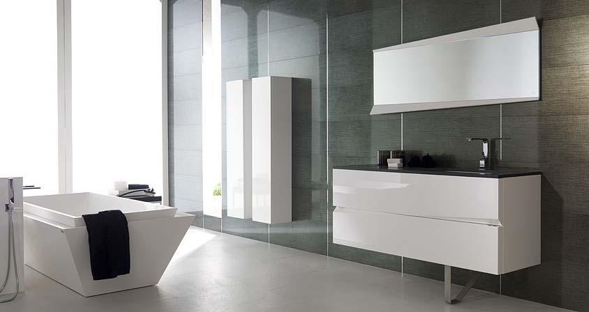 Les tendances salle de bains 2013 voir for Decoration interieure contemporaine tendance conseils