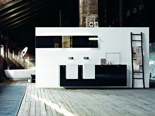 Les tendances salle de bains 2013 voir - Idee architecte interieur ...