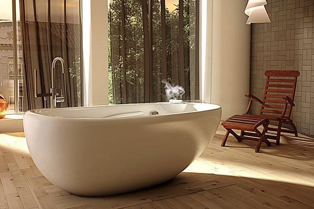 Ambiance salle de bain nature ~ Solutions pour la décoration ...