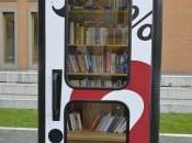 recyclage, c'est cabines téléphoniques devenues bibliothèques