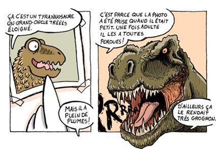 Les dinosaures ont-ils vraiment disparu ?