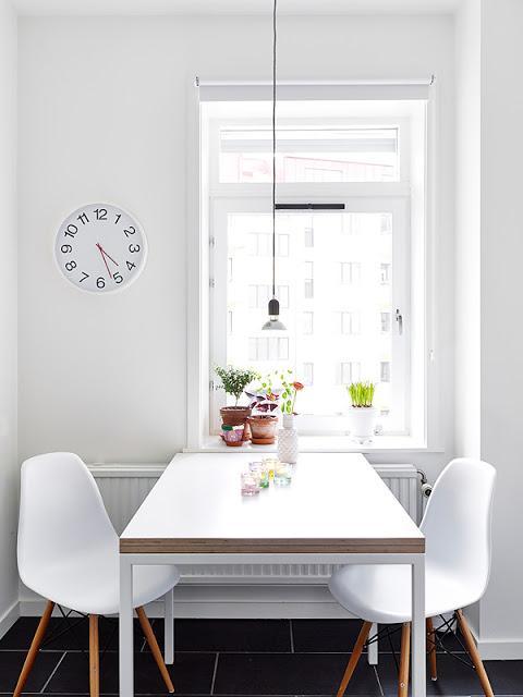 inspiration salle manger paperblog. Black Bedroom Furniture Sets. Home Design Ideas