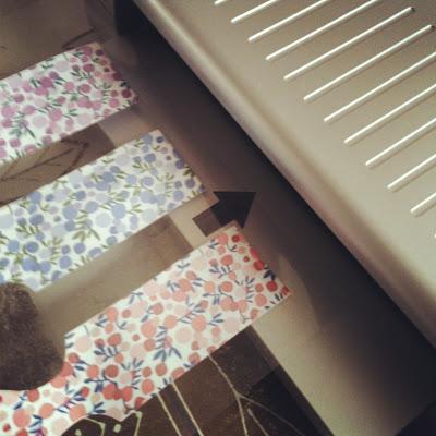 diy faire des tiquettes pour les valises d couvrir. Black Bedroom Furniture Sets. Home Design Ideas
