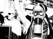 Suspendue entre deux mondes, Japon France, Aizen milite contre nucléaire