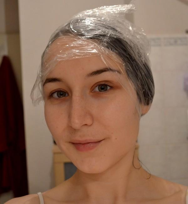Les masques avec les bosses de livresse pour les cheveux les rappels