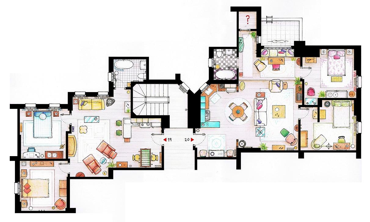 I aki aliste lizarralde famous floor plans d couvrir for Conception de plans de manoir