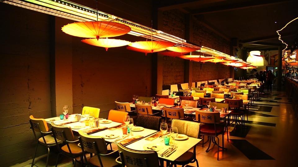 Visite d co le restaurant miss ko voir - Deco pour restaurant ...