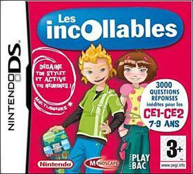 Les incollables CE1 CE2 sur Nintendo DS