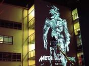 Gigantesque street-art animé Metal Gear Rising