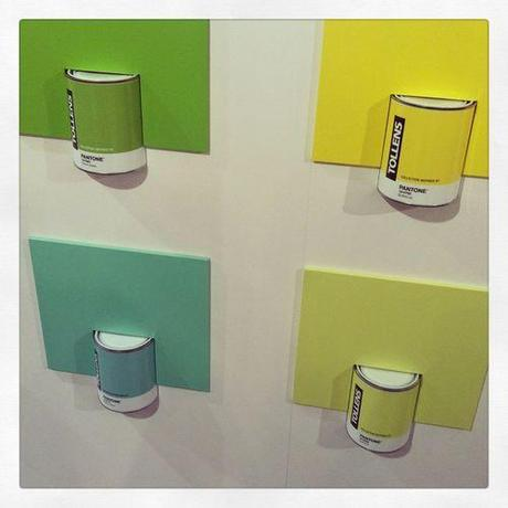 Tollens pantone une collection unique de peintures paperblog - Pantone tollens ...