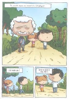 La petite famille - Loïc Dauvillier et Marc Lizano