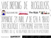 Vide dressing blogueuses!