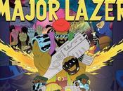 """Major Lazer Nous avons écouté avant-premiere nouvel album """"Free Universe"""""""