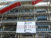 Rétrospective Eileen Gray Centre Pompidou