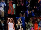 Mrs. Carter Show toutes tenues tournée Beyoncé image