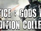 [DÉBALLAGE] Injustice Gods among Edition Collector