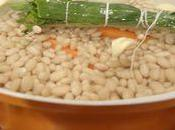 Soupe haricots epinards