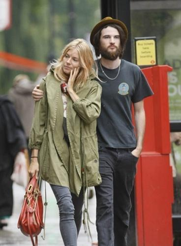 Sienna Miller couple