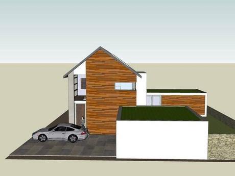 Une maison d architecte en container maritime paperblog for Maisons containers tarifs