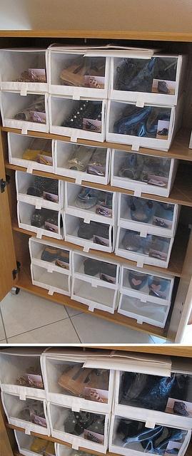 comment ranger ses chaussures maison design. Black Bedroom Furniture Sets. Home Design Ideas