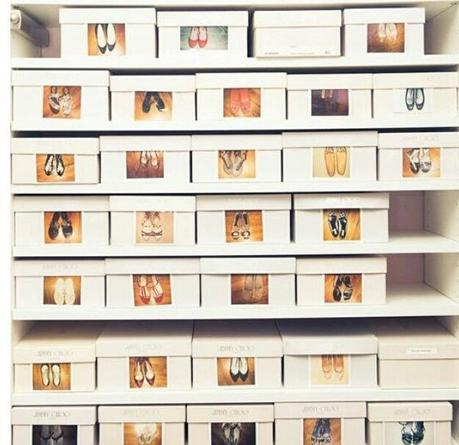 Rangement sp cial chaussures paperblog - Rangement chaussures pratique ...