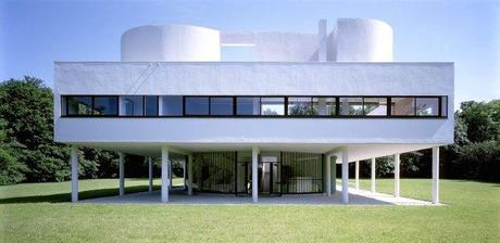 Architecture : La villa Savoye dite « Les heures claires »