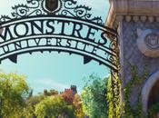 nouvelle bande-annonce pour Monstres Academy