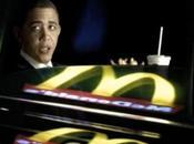 Obama pour mcdonald