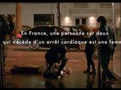 Julie Depardieu dans spot choc maladies cardio-vasculaires