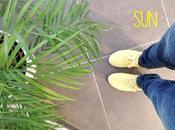 chaussures jaunes... Awards!